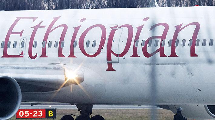 """Ethiopian Airlines suspende el uso del Boeing 737 """"hasta nuevo aviso"""" tras el accidente"""