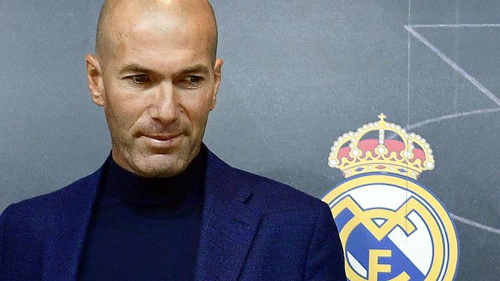 En España lanzan una bomba y aseguran que Zidane regresa ahora ya al Real Madrid