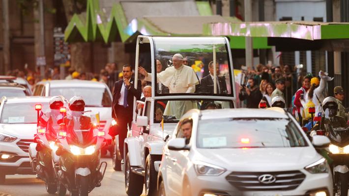 Video: Lanzan tráiler de documental que aborda polémica visita del Papa Francisco a Chile