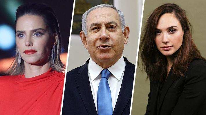 La discusión por el trato a los árabes que tiene a Netanyahu enfrentado con figuras israelíes del espectáculo