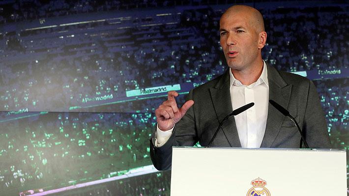 Zidane revela qué lo convenció para volver al Real Madrid y por qué decidió partir del club en su etapa anterior
