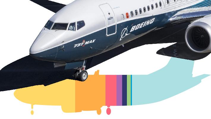 Cuántos Boeing 737 MAX han sido entregados y a qué aerolíneas pertenecen
