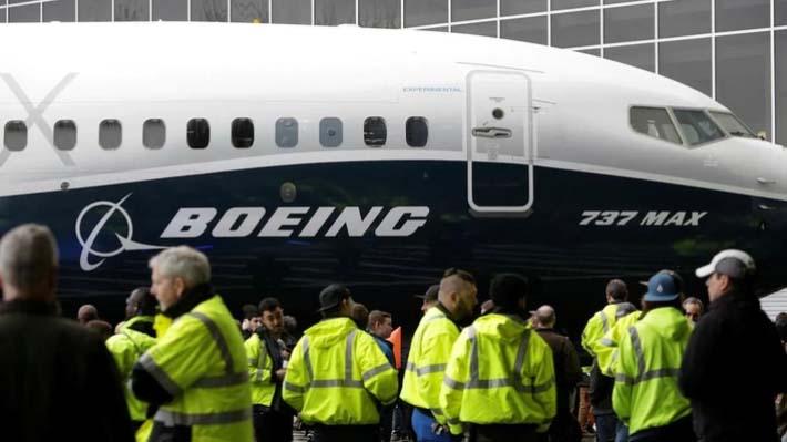 Wall Street cierra con ganancias en jornada marcada por el desplome de Boeing tras accidente aéreo en Etiopía