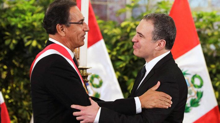 Presidente Vizcarra nombra a popular actor como nuevo Primer Ministro de Perú