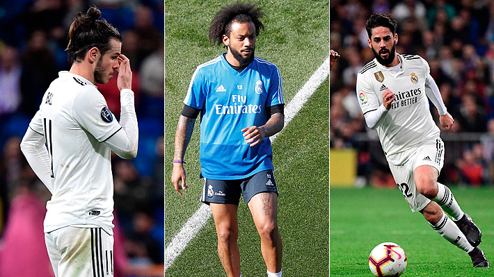 Los jugadores beneficiados y los que saldrían perjudicados con el retorno de Zinedine Zidane a la banca del Real Madrid