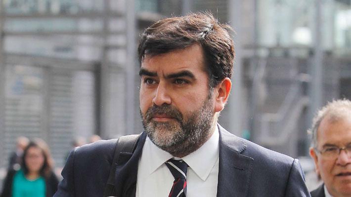 """Fiscalía confirma que general (r) Fuente-Alba será formalizado por lavado de activos """"en las próximas semanas"""""""