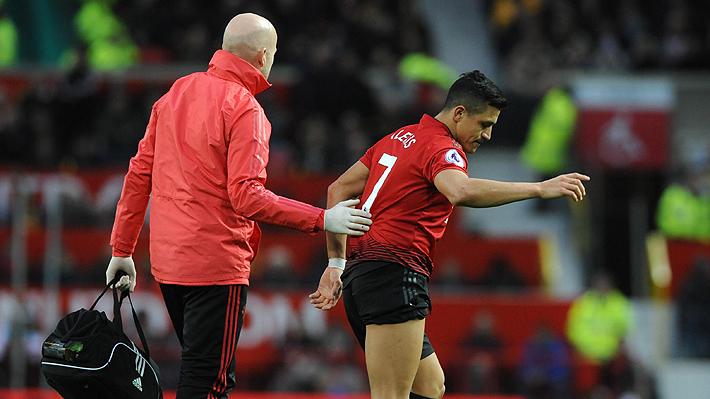 En Inglaterra ya le ponen fin al paso de Alexis por el United y afirman que partirá a préstamo a mitad de año