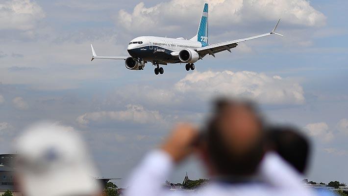 Desplome bursátil de Boeing le ha costado US$20.000 millones a la compañía tras accidente