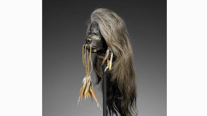 La razón por la que un Museo de Oxford podría dejar de exhibir las cabezas reducidas de su colección
