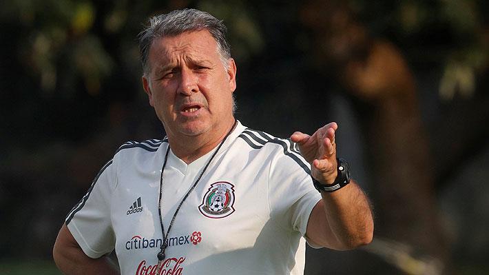 """Gerardo Martino anunció la nómina para México de cara al amistoso que tendrá con la """"Roja"""""""
