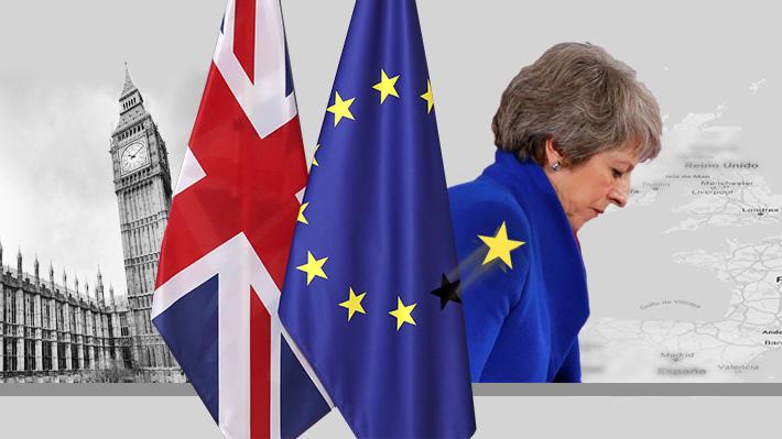 Tras otro rechazo al acuerdo por el Brexit: Los hitos que han marcado el proceso de la salida británica de la Unión Europea