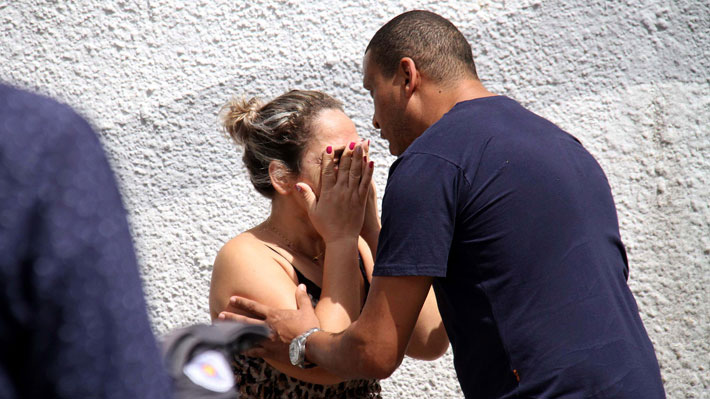Asciende a 10 el número de muertos por tiroteo en escuela en Brasil