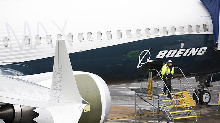 """Boeing dice tener """"confianza total"""" en sus aviones, pero """"apoya"""" la decisión de dejarlos en tierra"""