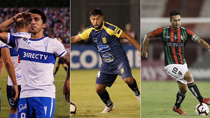 Mira cómo están Católica, U. de Concepción y Palestino en sus grupos de la Copa Libertadores