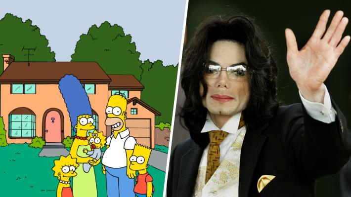 """Showrunner de """"Los Simpson"""" cree que Michael Jackson participó en un capítulo para """"atraer a menores"""""""