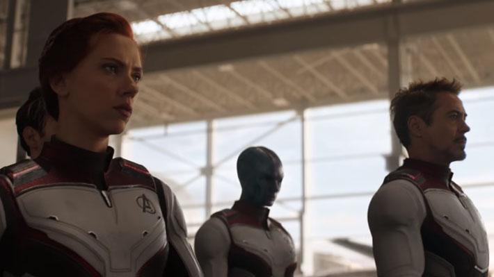 "Revelan un nuevo tráiler extendido de ""Avengers: Endgame"" con una importante sorpresa"