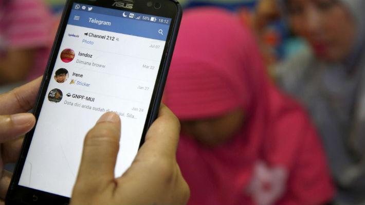 Telegram fue el gran ganador de la caída de Facebook con más de tres millones de usuarios nuevos en 24 horas