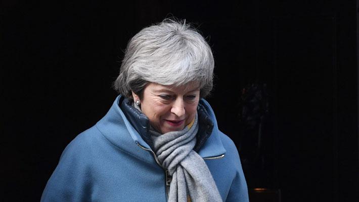 Parlamento británico rechaza celebrar un segundo referéndum sobre el Brexit