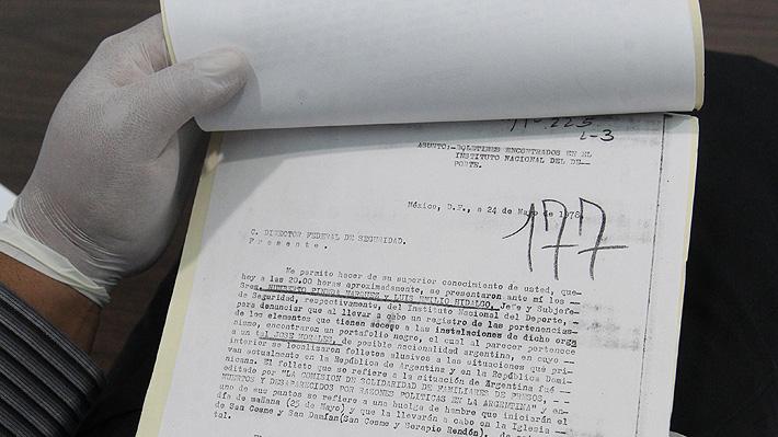 Archivos desclasificados revelan espionaje en México a exiliados chilenos y argentinos: Hortensia Bussi está en el listado