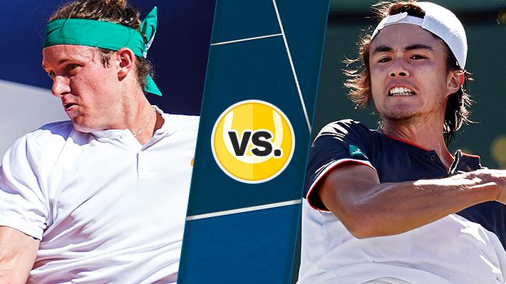 Reviva la victoria de Nicolás Jarry en los octavos del Challenger de Phoenix