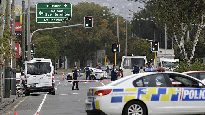 Policía neozelandesa eleva a 49 los muertos tras ataque terrorista a mezquitas