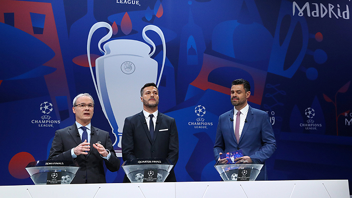 Choque Barcelona-United es el más potente de los cuartos de la Champions: Así quedaron las llaves