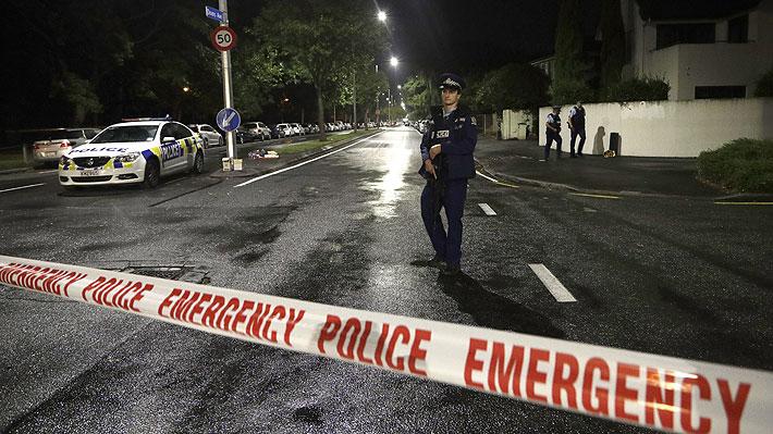 """Chileno residente en Christchurch relata cómo se vivió uno de los atentados: """"Es chocante, nunca habíamos visto algo así"""""""