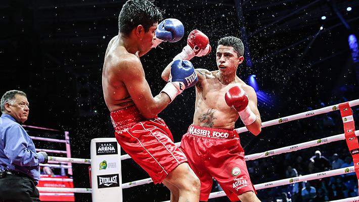 """Cómo se está preparando Miguel """"Aguja"""" González para la pelea más importante del último tiempo en el boxeo chileno"""