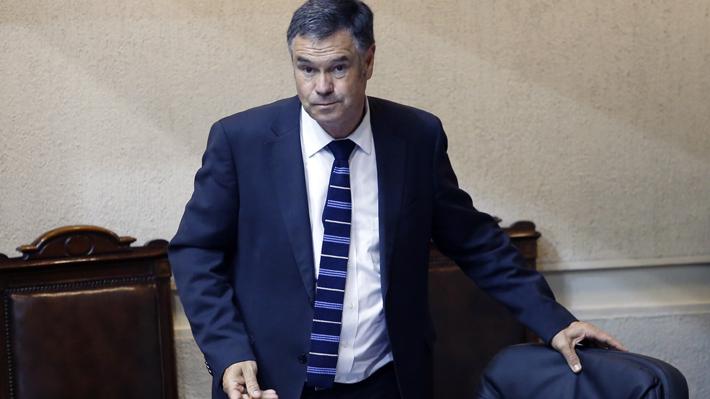 "Ossandón responde ante molestia de Piñera por críticas al Gobierno: ""Si no le gusta, tendrá que tomarse un diazepam"""