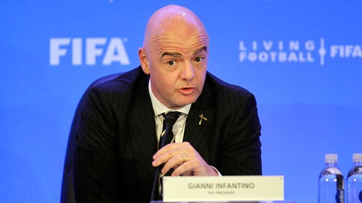 Infantino anuncia creación de un nuevo Mundial de Clubes con 24 equipos e insiste en que Qatar 2022 podría tener 48 países