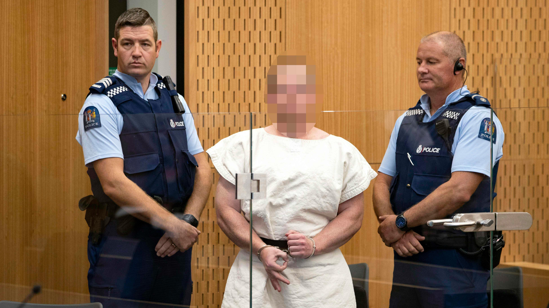 Nueva Zelanda imputa por asesinato al principal sospechoso de la masacre de Christchurch