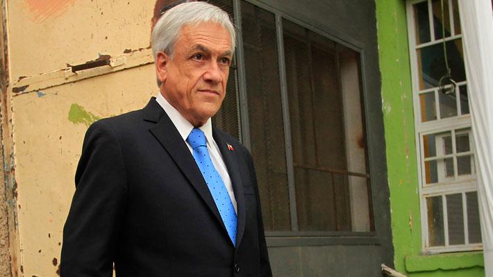 """Piñera justifica fin de Unasur: """"Fracasó por exceso de ideologismo y burocracia"""""""