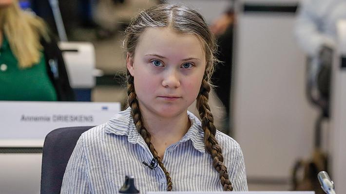 Greta Thunberg, la joven de sólo 16 años que impulsó el movimiento contra el cambio climático