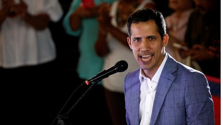 """Guaidó ve a España como destino """"ideal"""" para funcionarios chavistas que busquen abandonar Venezuela"""