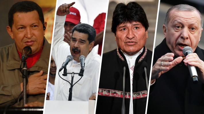Estudio clasifica a los mandatarios más populistas de los últimos 20 años: Hugo Chávez es el máximo representante