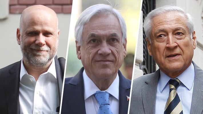 """PS y PPD apoyan a Aleuy y acusan a Piñera de """"bacheletizar la agenda"""" y """"culpar de carencias"""" del Gobierno"""