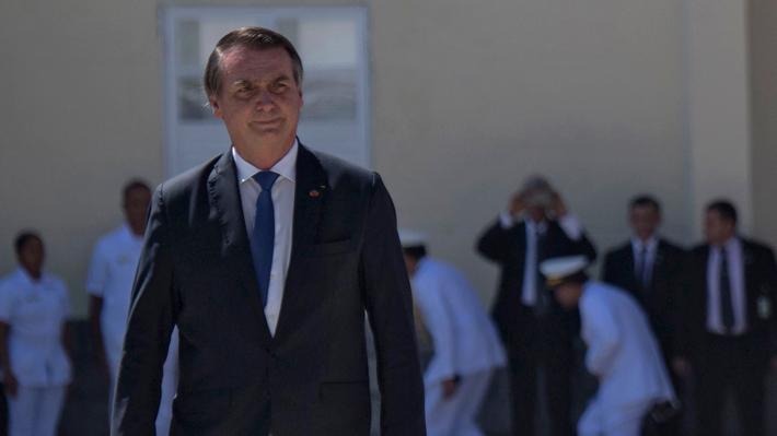 Jair Bolsonaro llega a Estados Unidos para reforzar alianza con Donald Trump