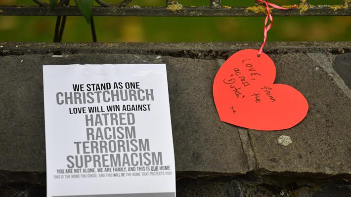 Autor de atentando a mezquitas en Nueva Zelanda adquirió armas a través de Internet