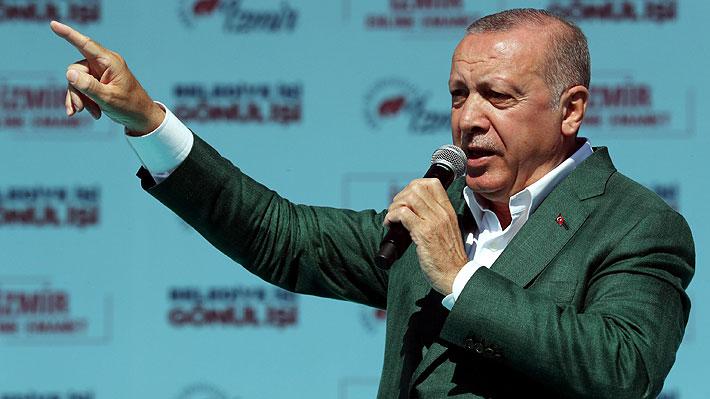 Presidente turco utiliza el video de la masacre de Nueva Zelanda en su campaña electoral