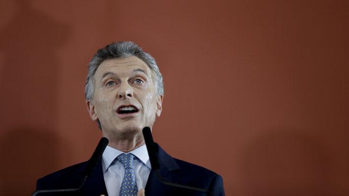 """Macri admite que su padre cometió """"un delito"""" durante los gobiernos kirchneristas en Argentina"""