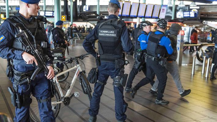 Gobierno holandés confirma detención de sospechoso del tiroteo en Utrecht