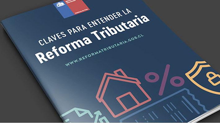 Reforma tributaria: Gobierno se abre a un impuesto digital de 19% y bajar la exención a viviendas