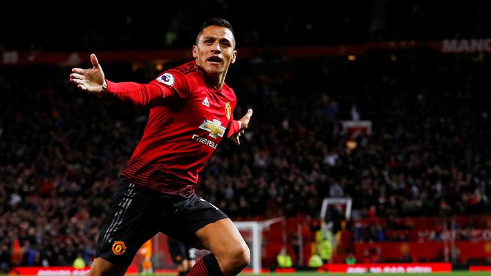 """Alexis pide una revancha y afirma que no piensa partir del United: """"Quiero demostrar lo que puedo hacer"""""""