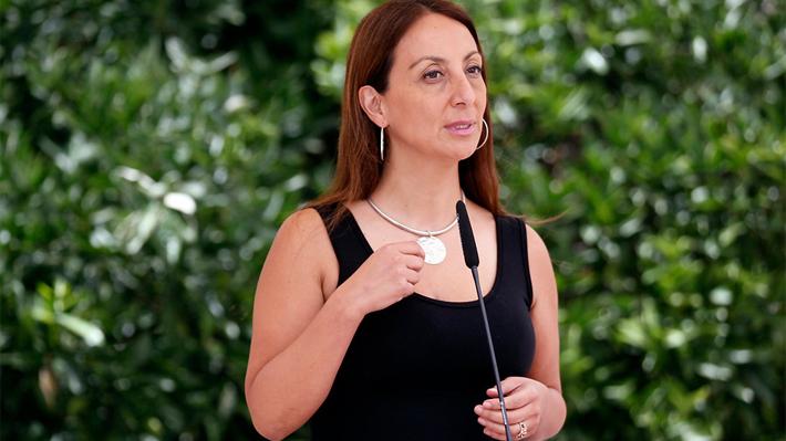 """Ministra Pérez responde a Mirosevic: """"Cuando un presidente es electo democráticamente no puede haber daño a la democracia"""""""