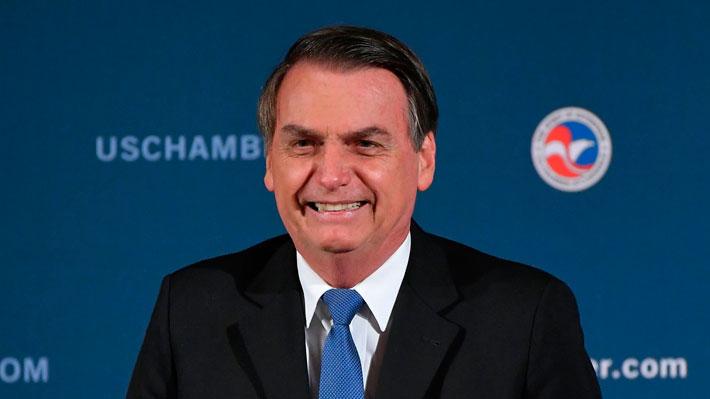 """Bolsonaro previo a reunirse con Trump: """"La mayoría de los potenciales inmigrantes no tiene buenas intenciones"""""""