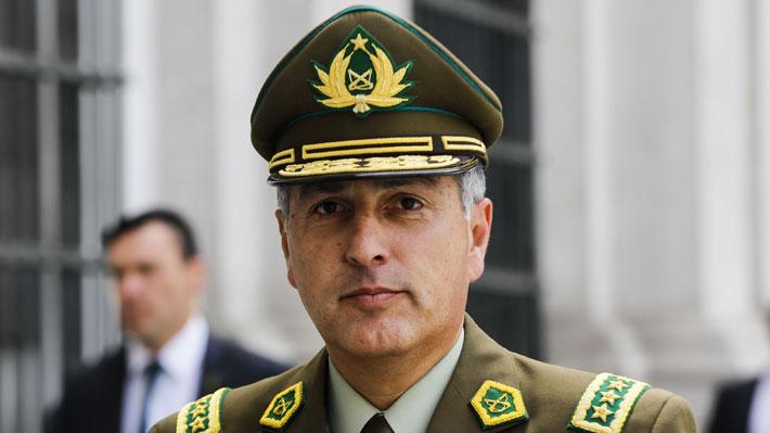 """General director de Carabineros respalda efectividad de controles de identidad: """"Esta herramienta ha sido fundamental"""""""