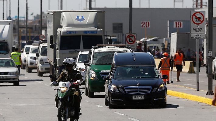 """Caso """"Cangri"""": Recuperan la camioneta en la que viajaba Sebastián Leiva"""