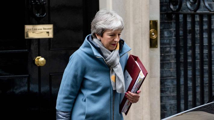 Gobierno británico le pide a la UE aplazar hasta el 30 de junio la fecha del Brexit