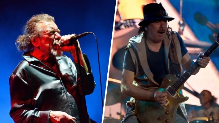 Woodstock cumple 50 años: Santana y Robert Plant serán parte de la versión aniversario del famoso festival de rock