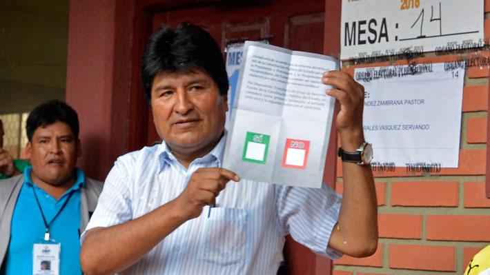 Fecha de las elecciones presidenciales en Bolivia enfrenta al oficialismo y oposición